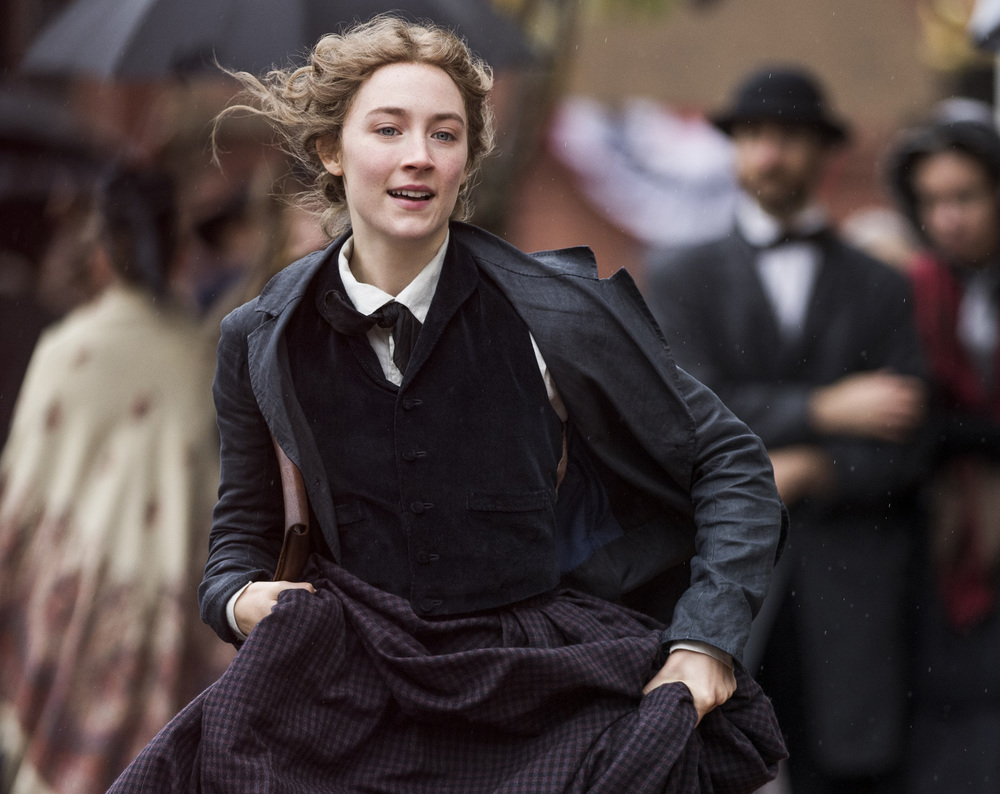 Saoirse Ronan in Greta Gerwig?s LITTLE WOMEN